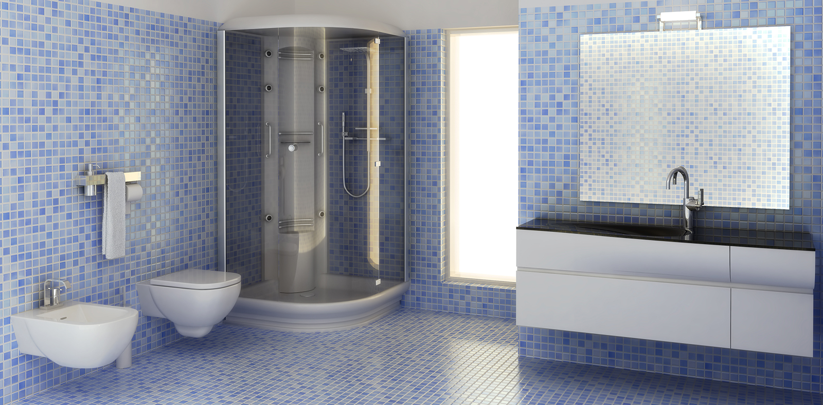 dry bathrooms shutterstock_68392921